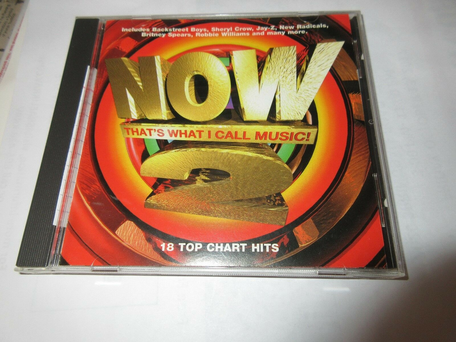 NOW That's What I Call Music ! , 2 , CD
