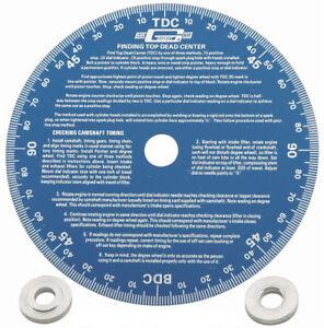 Mr Gasket 1570 Universal Cam Degree Wheel