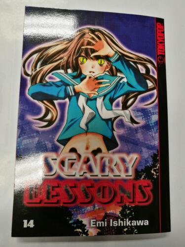 Tokyopop gebraucht Scary Lessons- Bände *Auswahl* sehr guter Zustand
