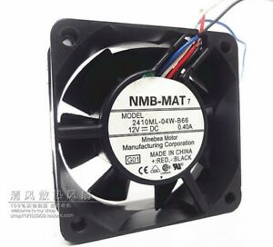 For-4line-6cm-0-40A-12V-for-NMB-2410ML-04W-B66-Cooling-fan