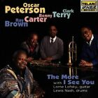 The More I See You by Oscar Peterson (CD, May-1995, Telarc Distribution)