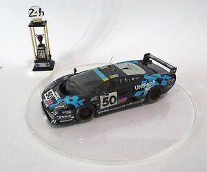 Jaguar Xj220c # 50 Unipart Le Mans 1993 Kit de montage Monté 1/43 pas d'étincelle Minichamps