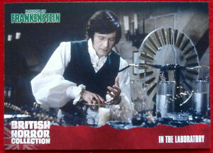 BRITISH-HORROR-COLLECTION-Horror-of-Frankenstein-IN-THE-LABORATORY-Card-24