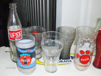 McDonalds Smoke Gray Coca Cola Coke Glass