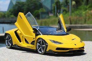 Maisto-1-18-Exclusive-Lamborghini-LP770-4-Centenario-Diecast-Model-Racing-Car