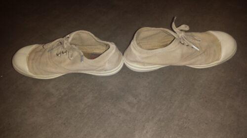 Scarpe Beige Sneakers Buone 27 Bensimon condizioni Taglia pHvpzw