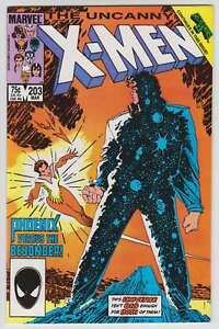 L5953-Uncanny-X-Men-203-Vol-1-NM-M-Estado