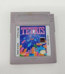 Tetris (Nintendo Game Boy) Tested Authentic
