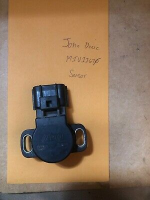 John Deere Original Equipment Pulley #MIU800783