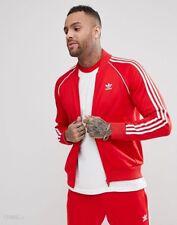 adidas Originals Superstar Tracktop Core Red