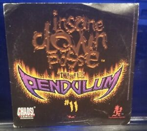 Insane Clown Posse - Run CD The Pendulum #11 Zug Izland ICP twiztid juggalo amb