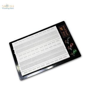 Laborsteckboard-1280-Kontakte-Experimentier-Platine-Labor-Steckboard-Board