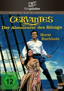 Cervantes-il-avventurieri-del-re-filmjuwele-Sherman-Vincent-DVD-NUOVO