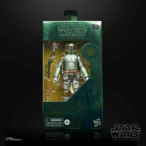 Star Wars Black Series Carbonized Boba Fett Figure w//protector PREORDER ETA SEPT