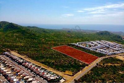 Terreno para Desarrollar en El Tezal de Cabo San Lucas con Vista al Mar y la Bahía