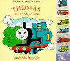 Thomas the Tank Engine and His Friends by Rev. W. Awdry (Board book, 1992)
