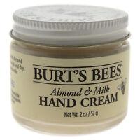 Almond & Milk Hand Cream By Burt's Bees For Unisex - 2 Oz Hand Cream on Sale