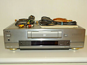 Sony DHR-1000 High-End DV / miniDV Recorder, inkl. FB&BDA, 2 Jahre Garantie