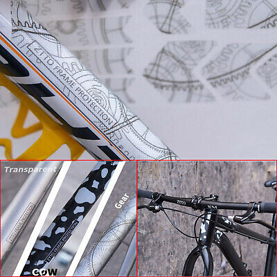 New Bicycle Frame Protect Bike Guard Cover Stickers Set for ZTTO 3D MTB YT Capra