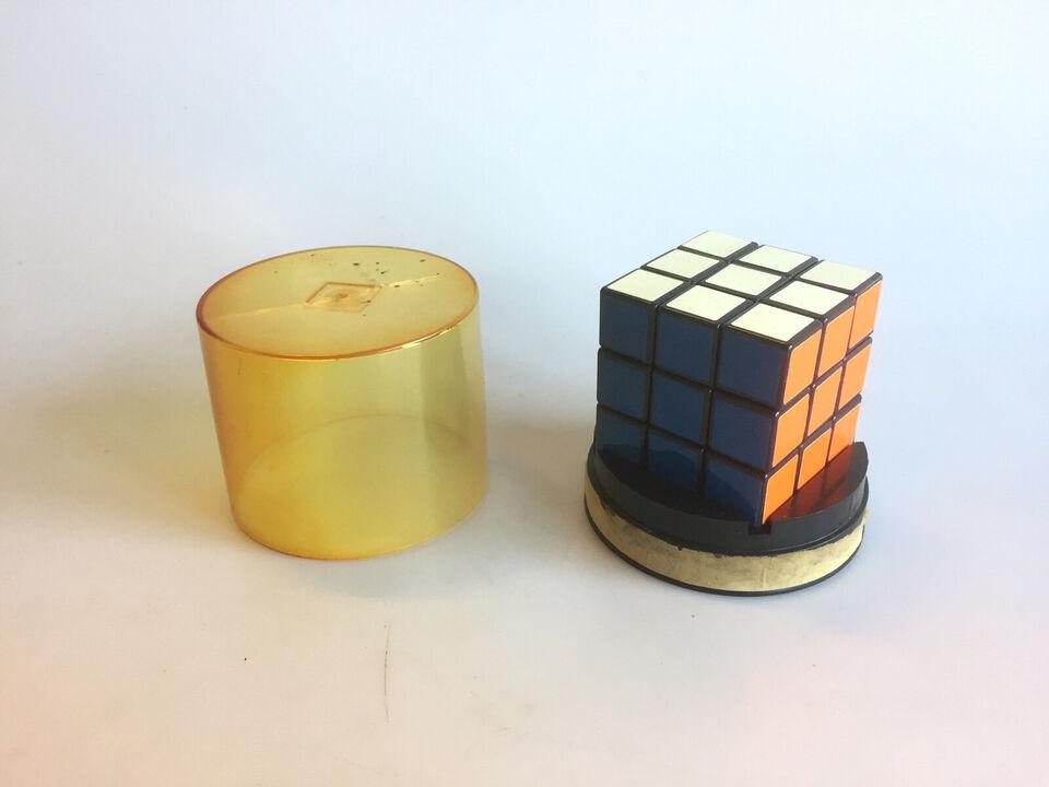 Vintage Rubik's Cube, årgang 1980
