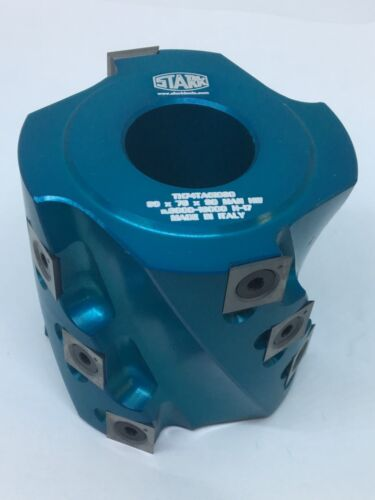 HW SPIRAL GROOVE CUTTER HEAD Z12 D=80X76X30 STARK CMT CHARNWOOD AXMINSTER FELDER