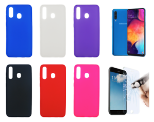Funda-Carcasa-Silicona-Gel-TPU-Samsung-Galaxy-A50-4G-6-4-034-Protector-Opcional