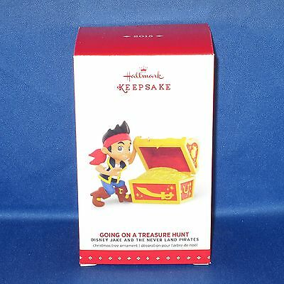 Hallmark - 2015 Going on a Treasure Hunt - Jake - Keepsake Christmas Ornament