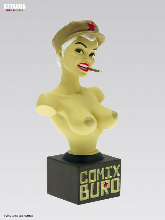 Zeigt Specials an Attakus   Comix Buro Nude Pin-up Resin