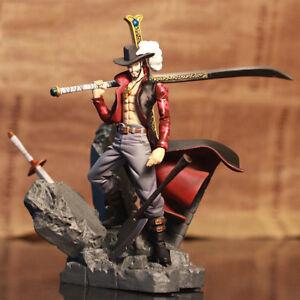 Dekoration-POP-Zoukeio-Eye-Mihawk-Hawk-Scultures-PVC-Figur-NO-BOX-Spielzeug-Gesc