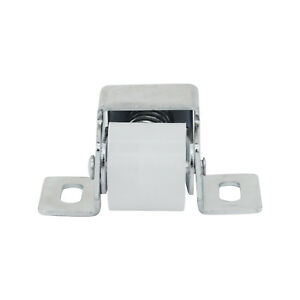 ROK HARDWARE LARGE ROLLER SPRING CATCH LATCH HOLDER FOR CABINET CLOSET DOORS  sc 1 st  excellent customer service. & ROK HARDWARE LARGE ROLLER SPRING CATCH LATCH HOLDER FOR CABINET ...