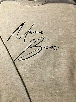 Mamasaurus Mummy Mama Mum Mother Womens Sweatshirt Birthday Gift Xmas Jumper