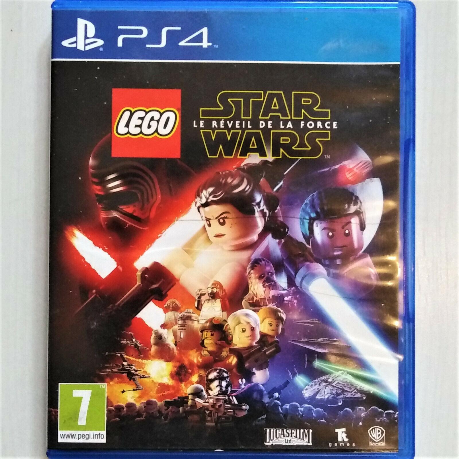 PS4- Jeu Lego Star Wars:Le Réveil de la Force - Bonne affaire StarWars