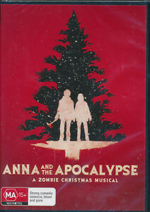 Zombie Christmas Musical.Details About Anna And The Apocalypse Dvd A Zombie Christmas Musical New Region 4