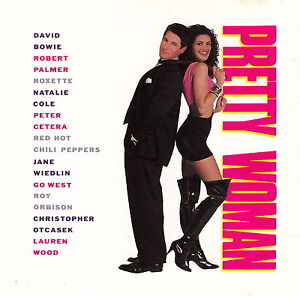 Compilation-CD-Pretty-Woman-Soundtrack-Europe-EX-M