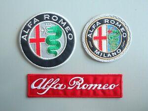 PATCH-ALFA-ROMEO-NUOVO-LOGO-KIT-3-PEZZI-RICAMATE-TERMOADESIVE-COD-708