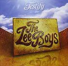 Testify 0651751121126 by Lee Boys CD