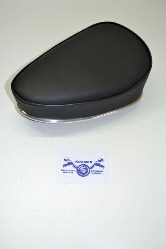 Puch Maxi S N MV MS VS X KTM Foxi Pony Hobby NSU Quick Mofa Sattel Sitzbank Schw