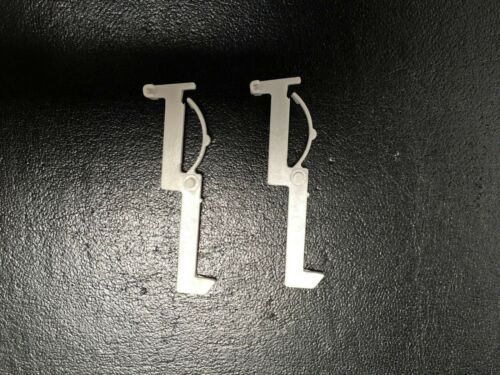 WITHOUT LOCKS! BOSCH REXROTH INDRAMAT ECODRIVE03 DKC...100 PLASTIC HOOD