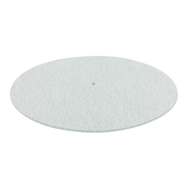 Dynavox Turntable Slipmat PM2 Felt White