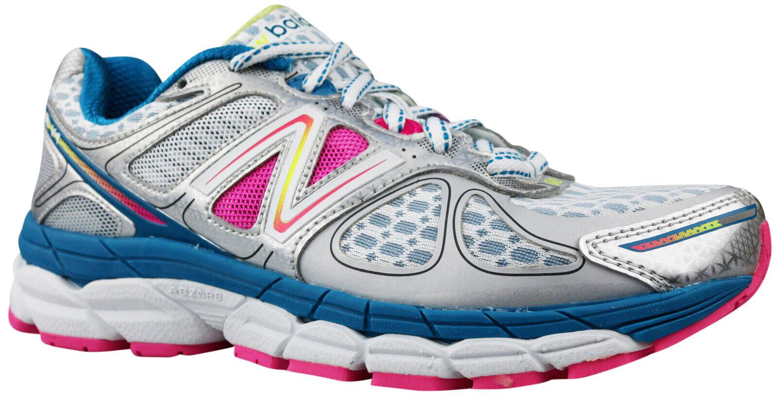 New balance w860 B v4 señora zapatillas running zapatos de plata nuevo