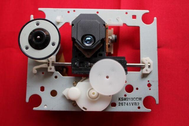 SONY KSM-213CCM laser lens with Mechanism KSS-213C :SONY CDP-561,SONY CDP-XB630