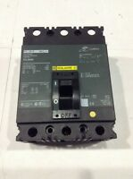 Fcl34020 Square D Circuit Breaker 3 Pole 20 Amp 480v (new In Box)