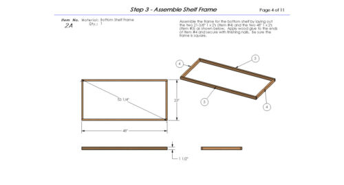 Plans Only Raise Planter Box 001 Easy to Build Step by Step Building Plans