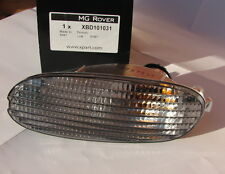 MG Rover F MGF Front Left NSF Clear White Indicator Light Lamp XBD101031 New