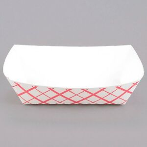 hot dog paper trays