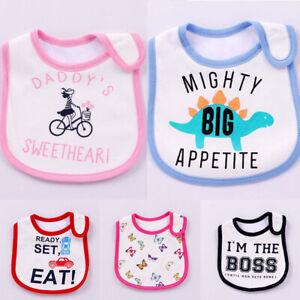 Reusable-Baby-Bibs-Feeding-Cartoon-Cotton-Absorbent-Burp-Cloth-Baby-Towel