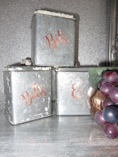 bocal en verre étiquettes thé biscuits Tin//Réservoir//Bocal café sucre Cuivre Autocollants