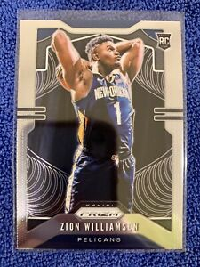2019-20-Panini-Prizm-Zion-Williamson-RC-CHASE-034-REPACK-034-Read-Before-Purchase