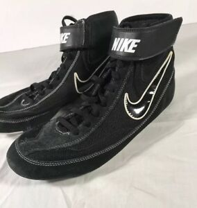 info for 754a7 b90c7 Image is loading Nike-366683-001-Black-White-Speed-Sweep-VII-