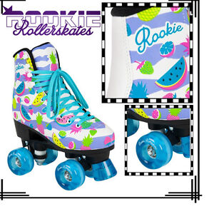 24-Hr-DELIVERY-Rookie-Fruits-Classic-Kids-Girls-Womens-Adult-Roller-skates